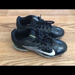 Nike baseball cleats 2.5Y